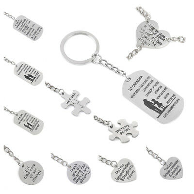 You're My Person Best Friend Mother Daughter Love Heart Keyring Keychain Family