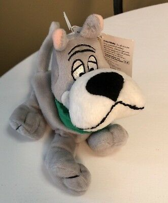 "1997 Warner Brothers Store  8"" Astro Dog Bean Bag The Jetsons"