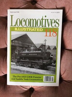 Locomotives Illustrated No 118 Condition Excellent
