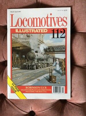 Locomotives Illustrated No 112 Condition Excellent