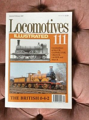 Locomotives Illustrated No 111 Condition Excellent