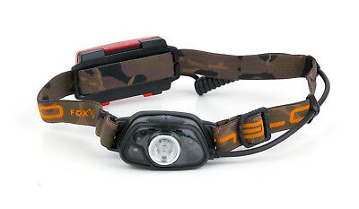 Fox Halo Headtorch MS 250 Kopflampe 250 Lumen LED Lampe - CEI162 [F108]