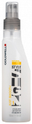 2 X Goldwell Style Sign Natural Just Smooth 150ml Styling Milch = 300 ml