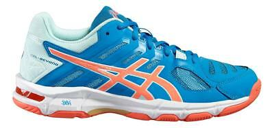 Womens indoor ASICS Gel Beyond Trainers Shoes Size UK 9.5 Volleyball Handball