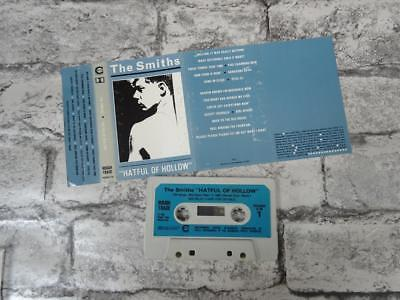 THE SMITHS - Hatful Of Hollow / Cassette Album Tape / 1984 Paperlabel / 3305