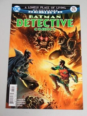 Detective Comics #966 Dc Universe Rebirth December 2017 Nm (9.4)