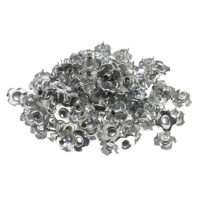 100pcs Climbing Nut Replacement For Rock Climbing Holds Indoor Outdoor M4x7