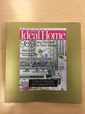 Ideal Home Magazine Subscription 12 Month