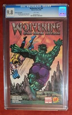 Wolverine #66 CGC 9.8 Herb Trimpe Dynamic Forces Variant Cover $.99 Start