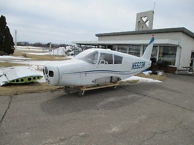 1962 Piper Cherokee 150, 3920Ttaf, 1178 Smoh, No Prop Strike Or Accident Damage,