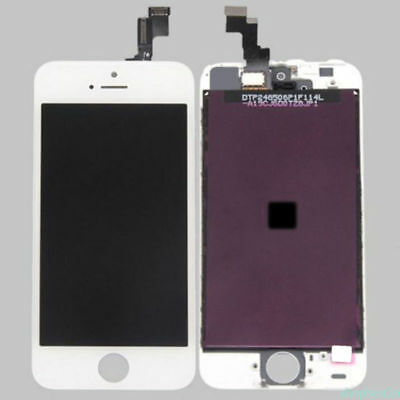 For iPhone 5S LCD Screen digitizer+touch sreen assembly replacement repair part