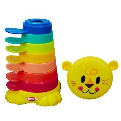 Playskool Stack 'N Stow Childrens Kids Skill Development Learning Stacking Toy
