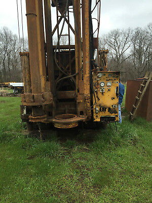 1982 T4 longtower ingersoll oil Drill rig