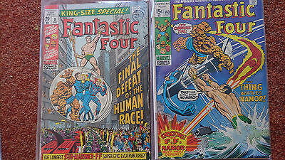 Fantastic Four King Size Special 8 And Issue 103