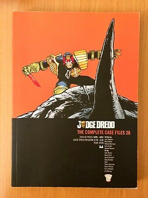 judge dredd complete case files 26