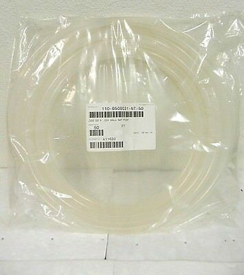 "Parker PVDF Tube .500"" OD x 0.31"" Tube Wall Thickness 50 Ft 110-0500031-NT-50"