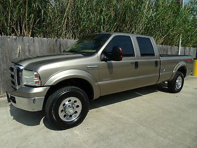 Ford Super Duty F-250 XLT 2006 Ford Superduty F-250 XLT Crew Cab 4x4 6.0L V8 Powerstroke Turbo Diesel