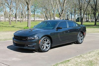 Dodge Charger SXT Plus Rallye  1 Owner SXT Plus Rallye 1 Owner One Owner Perfect Carfax New Tires Navigation Moonroof MSRP New $37025