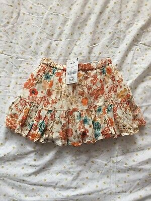 Brand New With Tags Next Girls Skirt 12-18 Months