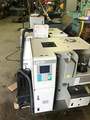 LECO C-200 Carbon Analyzer model 617-200-800