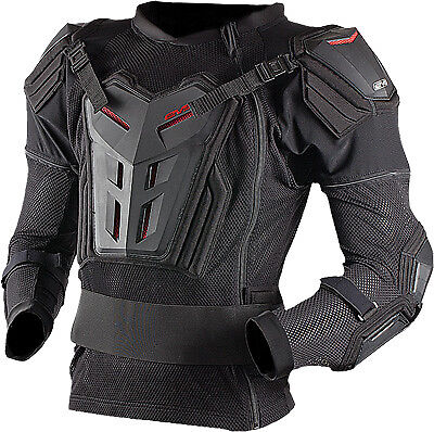 EVS Comp Suit Long Sleeve Full Torso MX Offroad Motocross Chest & Back Protector