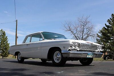 1962 Chevrolet Bel Air/150/210 Bel AIr 1962 Chevrolet Bel Air 409 4-speed Posi Restored to Concourse Quality GM 62