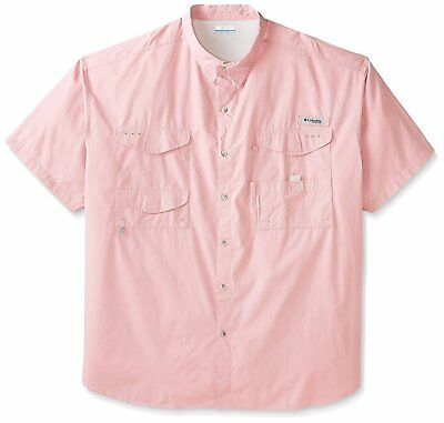 15d55d1f Columbia Men's PFG Bonehead Short Sleeve Fishing Shirt Vented S/S NEW NWT