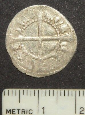 Crusader Cross Antique Coin 1100-1300 Europe Medieval Silver Ancient Shield Lot