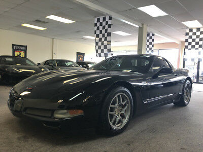 2002 Chevrolet Corvette  Z06 free shipping warranty 6 speed track collector cheap clean rare finance