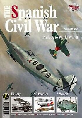 Airframe Extra No.5 - The Spanish Civil War - Prelude To WWII - New. (Book)