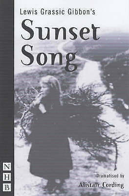 Sunset Song, Gibbon, Lewis Grassic