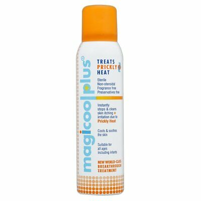 Magicool Plus Prickly Heat and Heat Rash Cooling Spray 150ml