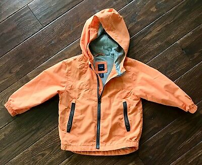 Boys 2T Baby Gap Cotton Lined Spring Jacket
