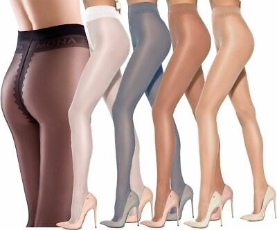 Top Quality T - Band Tights Mona 15 Denier  Dalia Classic New