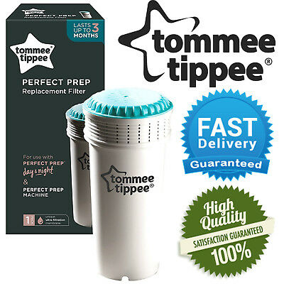 Filter Prep Replacement Tommee Tippee Perfect Closer Nature Baby Machine 1 x New