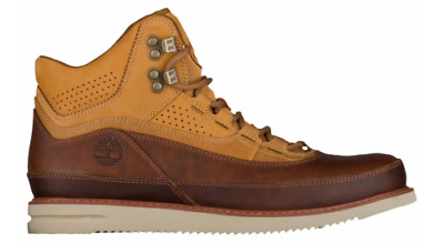 sports shoes 7f6c2 340ed TIMBERLAND 43 NORTH Mid Boots Wheat Men's Leather Boots Size 9.5 NEW