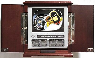 S341. Hanna-Barbera SPACE GHOST Pioneers of Television L/E Fossil Watch (1996)
