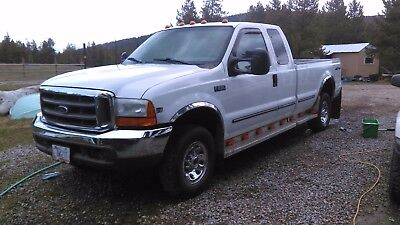 1999 Ford F-250 xlt 99 f250 powerstroke