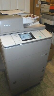 CANON IMAGERUNNER ADVANCE C7260i ALL-IN-ONE COPIER/PRINTER AND FIERY ONLY 43K
