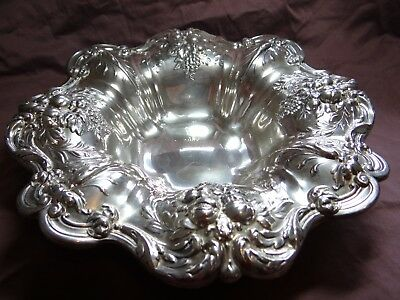 Lovely Vintage FRANCIS I X569 bowl Reed & Barton Sterling Silver 22.83 oz  11.5""