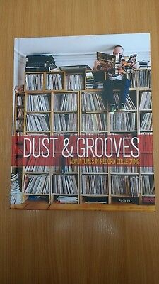 Dust and Grooves by Eilon Paz (Hardback, 2015) NEW BOOK first edition hardback