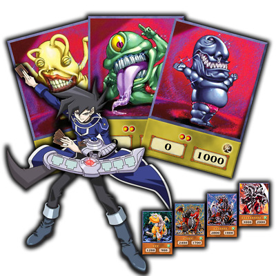 Yugioh Orica Anime Cosplay CHAZZ PRINCETON Deck yu gi oh DARK ARMED DRAGON LV