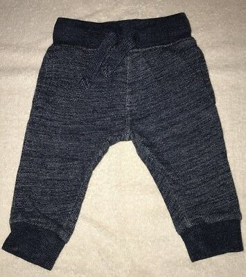 Baby Boy Tracksuit Bottoms From Next Age 3-6 Months