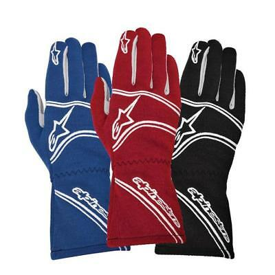 Alpinestars 3551614-10 Tech I Start Glove, Red, Size S
