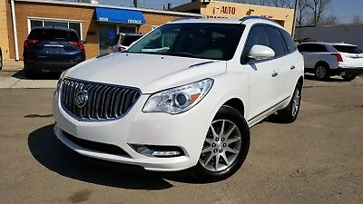 2016 Buick Enclave Leather 2016 Buick Enclave Leather package like new low miles rebuilt title save !!!