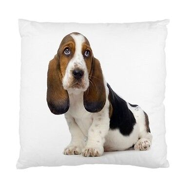 BASSET HOUND Dog Pup Puppy cushion cover Throw pillow  81037734