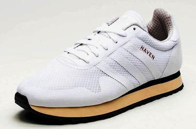 Adidas Originals Haven Vintage White Running Shoes Kicks Sneakers 8 9 Men  BY9710 278b56a5e