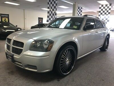 2007 Dodge Magnum  low mile free shipping warranty finance clean carfax 22 rims cheap wagon