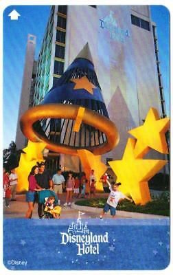 THE DISNEYLAND HOTEL**MAGIC HAT ENTRANCE** key card Fast Safe Shipping #141