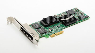 Cisco Intel N2XX-AIPCI02 Gigabit Quad Port PCIe Network Card